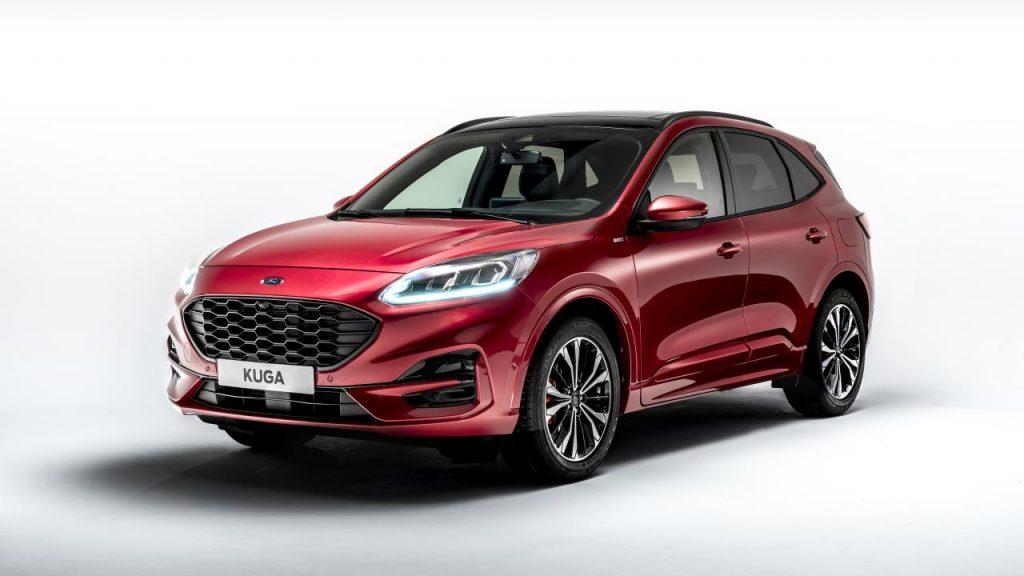 Novo Ford Kuga Mais Motores E Mais Tecnologia Caronlinetv