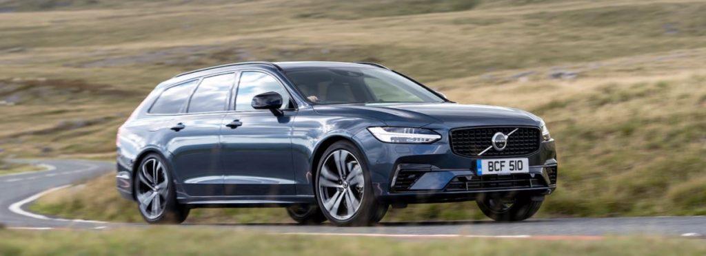 A Volvo V90 é sem dúvida uma das melhores carrinhas do seu segmento e a versão T6 Recharge está pronta para desafiar a concorrência como a Audi A6, a BMW Série 5 ou a Mercedes Classe E.