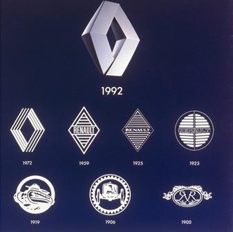 Renault apresenta novo logótipo