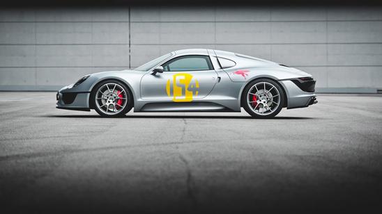 A Porsche