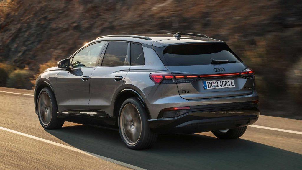 O Audi Q4